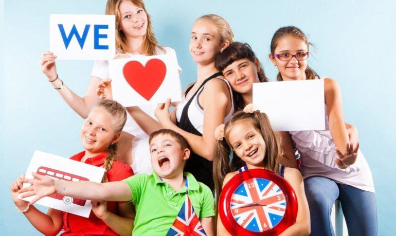 Как заинтересовать ребёнка английским языком?